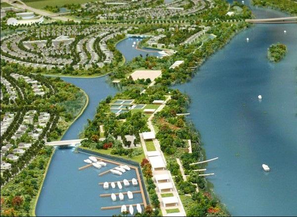 Nằm trên cung đường biển xanh tuyệt đẹp Nguyễn Tất Thành và bên cạnh dòng sông cu Đê êm đềm, cách trung tâm TP Đà Nẵng khoảng 15 phút đi ôtô, Golden Hills được đánh giá là dự án sẽ tạo ra một xu hướng sống mới tại Đà Nẵng