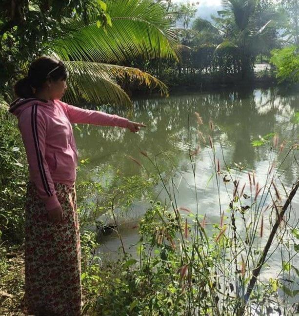 Ao nước nơi 3 ém bé tử vong