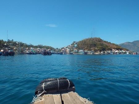 Đảo Trí Nguyên (TP Nha Trang), nơi đã được ứng dụng thả muỗi mang tác nhân sinh học Wolbachia