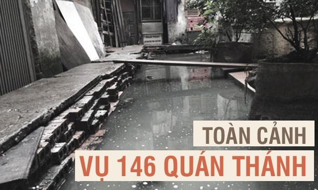 """Toàn cảnh vụ 146 Quán Thánh khiến người dân """"ngao ngán""""! - 2"""