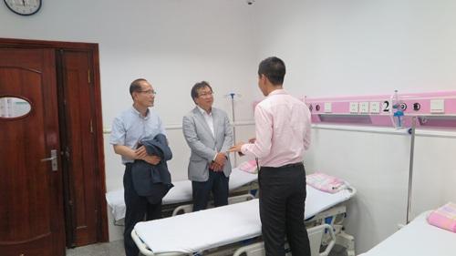 Hệ thống khoa phòng điều trị chất lượng cao tại Bệnh viện Hồng Ngọc