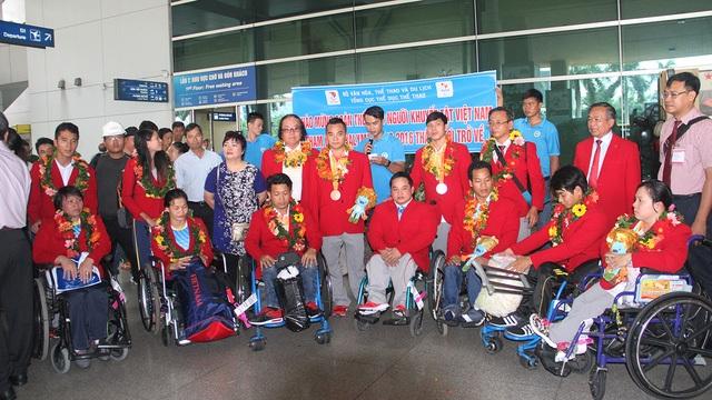 Đoàn thể thao Người khuyết tật Việt Nam có một kỳ đại hội thành công vượt bậc, chưa hề có tiền lệ trong lịch sử thể thao Việt Nam