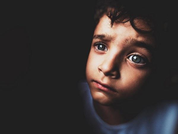 """Bức ảnh Gabriel Ribeiro (Brazil) chụp cháu của mình đã giúp anh giành chiến thắng ở hạng mục """"Chân dung""""."""