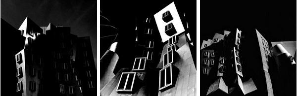 """Những góc của tòa nhà với kiến trúc độc đáo đã giúp Joshua Sarinana (Mỹ) giành chiến thắng ở hạng mục """"Chùm ảnh""""."""