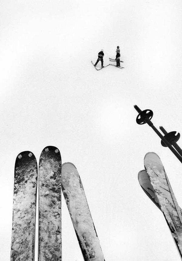 """Hình ảnh khu trượt tuyết tại bang Colorado đã giúp Nick Trombola (Mỹ) giành chiến thắng ở hạng mục """"Phong cách sống""""."""