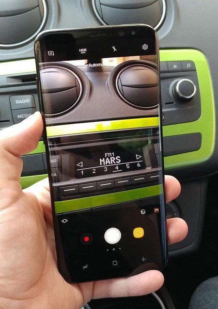 Loạt ảnh thực tế rõ nét Galaxy S8+ tiếp tục bị rò rỉ - 2