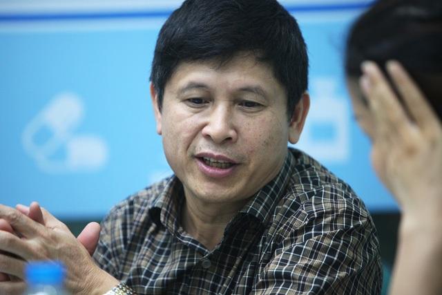 Ông Phan Văn Toàn, Phó Vụ trưởng Vụ Bảo hiểm y tế.