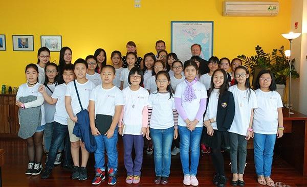 Thêm sân chơi giúp trẻ em Việt tự tin nói Tiếng Anh - 6