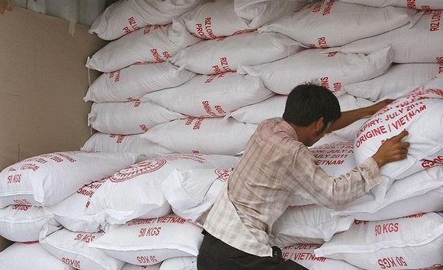 Việt Nam đã xuất khẩu lượng gạo trị giá 422 triệu USD sang thị trường Châu Phi