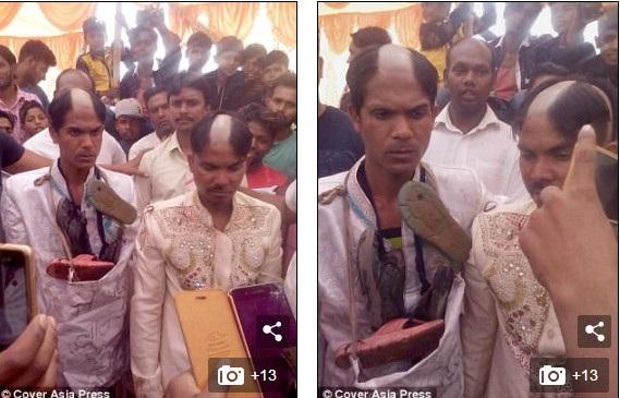 Anh trai của Ansari cũng chịu chung hình phạt với em trai mình.