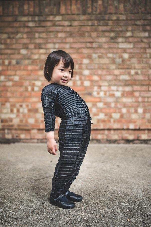 Quần áo thông minh giúp trẻ mặc hoài không chật - 5