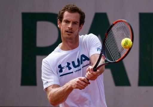 Ngày 3- Roland Garros: Andy Murray, Stan Wawrinka bắt đầu cuộc chơi - 1