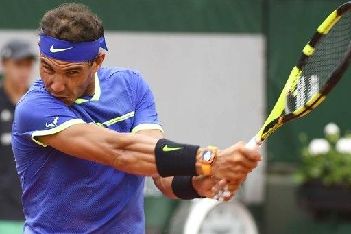 Nadal nhập cuộc tốt tại Roland Garros