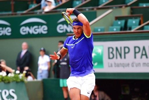 Nadal thắng quá nhàn nhã