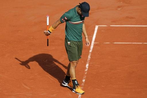 Nishikori thiếu sự ổn định để có thể tạo nên một chiến thắng trước Murray