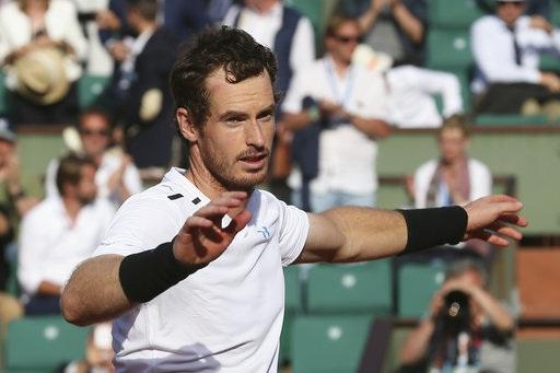 Murray đã giành quyền vào bán kết giải Grand Slam đầu tiên từ đầu năm