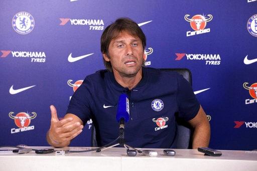 HLV Conte sẽ bắt đầu mùa giải khi đội bóng của ông thiếu hụt nghiêm trọng về nhân sự