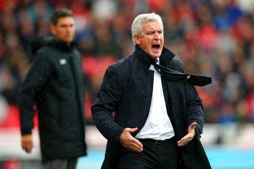 Hughes thêm một lần trở lại đội bóng cũ, nơi ông từng thất bại trong việc nâng tầm Man City