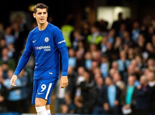 Morata vẫn chưa thể trở lại sau chấn thương