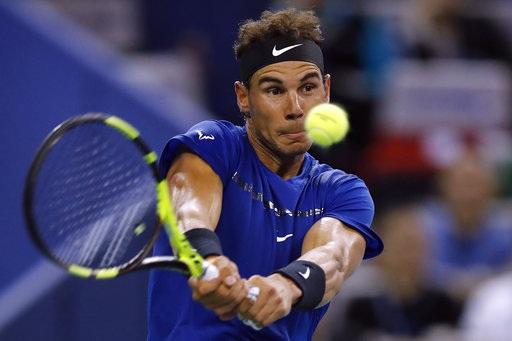 Sau China Open, Nadal đang hướng tới Thượng Hải Masters với phong độ cao