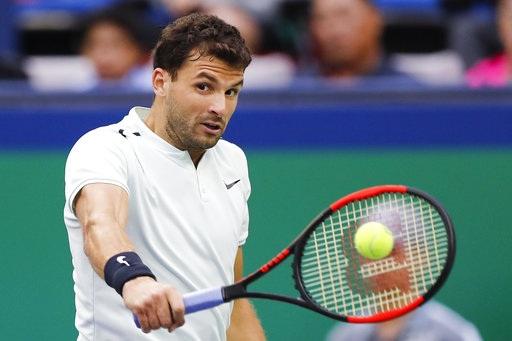 Dimitrov thua trận thứ ba liên tiếp trong năm nay trước Nadal