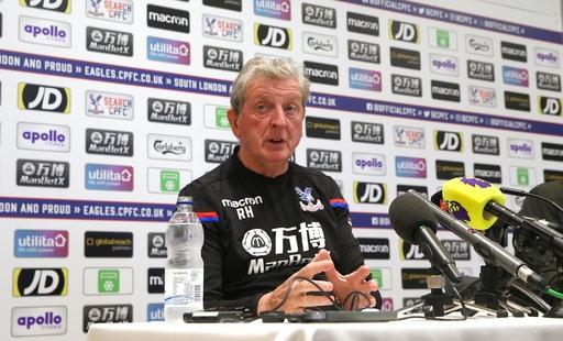 Hodgson vẫn tìm kiếm chiến thắng đầu tay cùng Crystal Palace