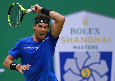 Nadal giành vé vào chung kế sau hơn 2 giờ chiến đấu với Cilic