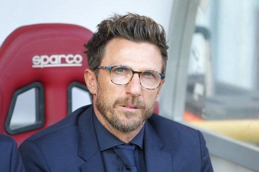 Eusebio Di Francesco đang giúp Roma có giai đoạn lượt đi giành kết quả ấn tượng.
