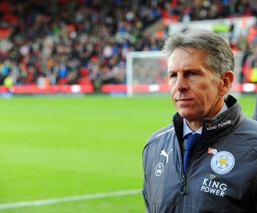 Claude Puel đang dần vực dậy Leicester