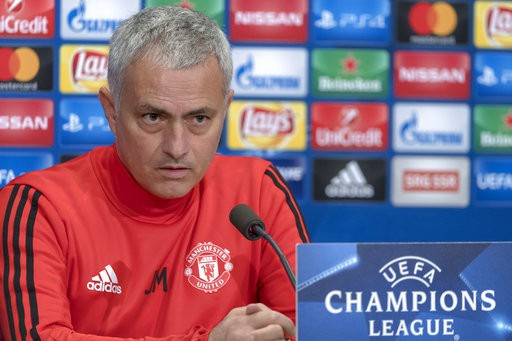 Mourinho và các học trò đã thắng bốn trận liên tiếp ở Champions League