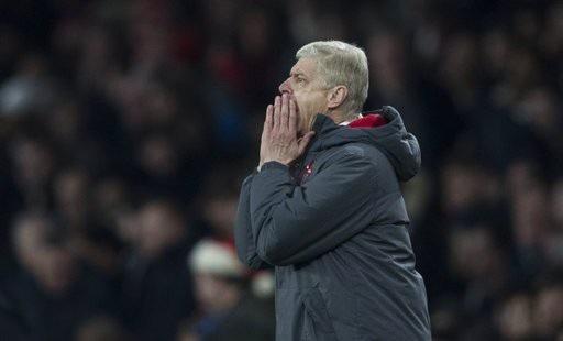 Arsenal của Wenger đang thi đấu với phong độ rất thường
