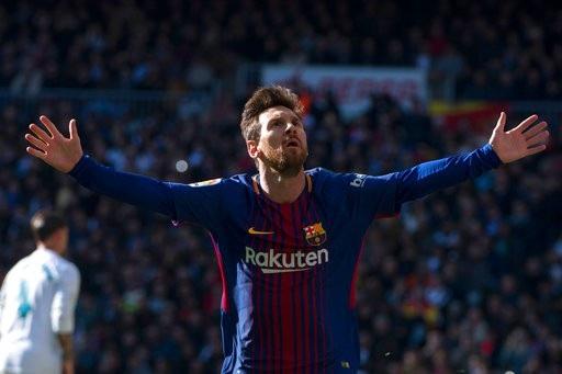 Messi dẫn dắt danh sách ghi bàn ở La Liga