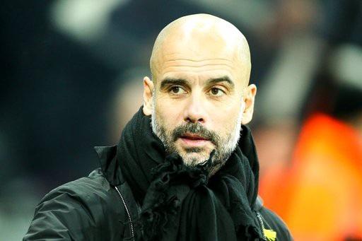 Guardiola đang giúp Man City thi đấu vững vàng