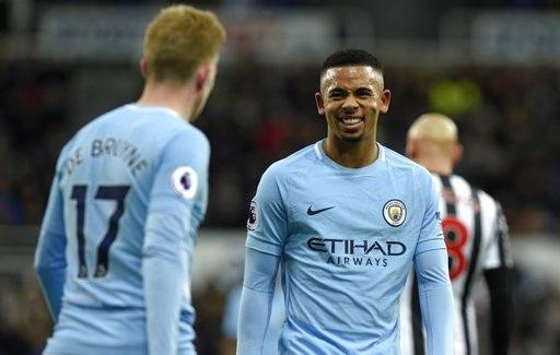 Man City đang có 18 trận thắng liên tiếp