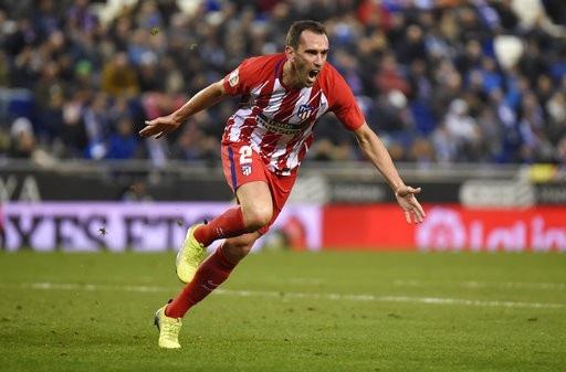 Diego Godin - Hòn đá tảng của Atletico Madrid