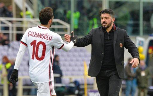 Tương lai của HLV Gattuso vô cùng bất ổn