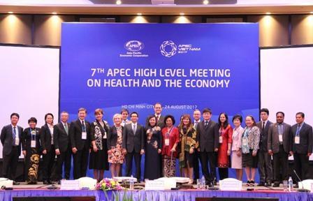 Bộ trưởng của các quốc gia thành viên sẽ bàn những giải pháp quan trọng về lĩnh vực y tế