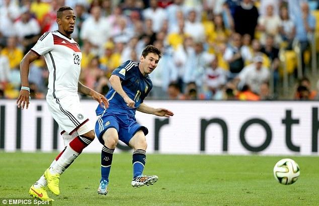 Argentina của Messi nằm cùng bảng với Croatia, Iceland, Nigeria