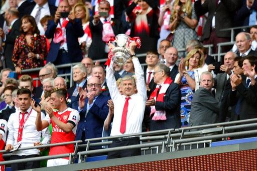 Wenger đã giải thoát được áp lực khi mà có được FA Cup, dù sao thì việc vô địch một giải đấu cũng giúp chiến lược gia người Pháp thoát khỏi một mùa giải thất bại toàn diện sau khi khi đội bóng này lần đầu tiên không được tham dự Champions League