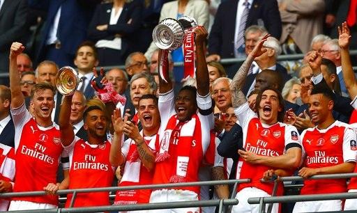 Danh hiệu thứ 13 của Arsenal ở FA Cup, đoàn quân của Wenger lại độc chiếm ngôi vị số 1 trong bảng danh sách các đội bóng có nhiều chức vô địch nhất