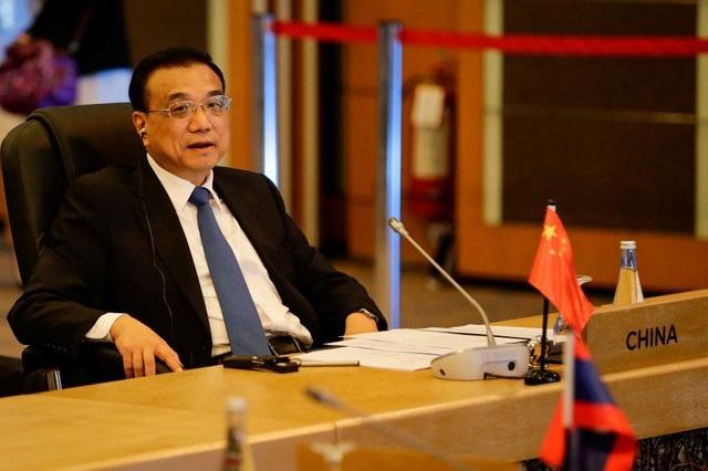 Thủ tướng Trung Quốc Lý Khắc Cường dự Hội nghị thượng đỉnh ASEAN-Trung Quốc lần thứ 20.
