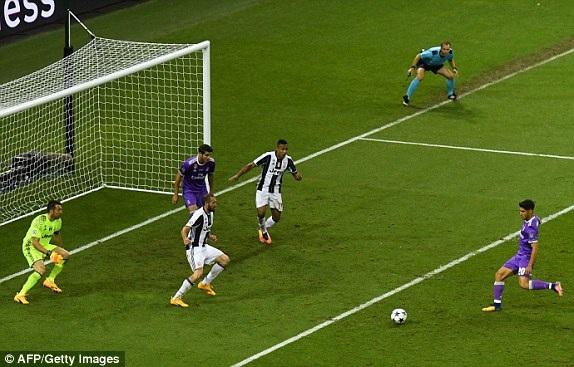 Asensio ấn định thắng lợi 4-1 cho Real Madrid