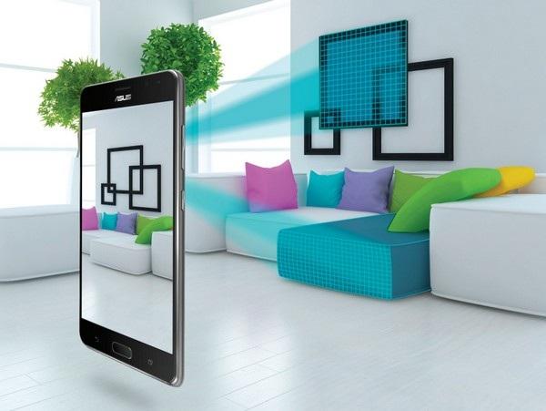 Zenfone AR hỗ trợ công nghệ Tango lẫn nền tảng thực tế ảo Daydream