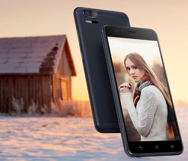 Zenfone 3 Zoom là smartphone đầu tiên của Asus sở hữu cụm camera kép