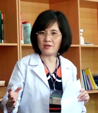 BS Quỳnh Trang, người trực tiếp hỗ trợ, điều trị cho nhiều nạn nhân lên án nạn ấu dâm.