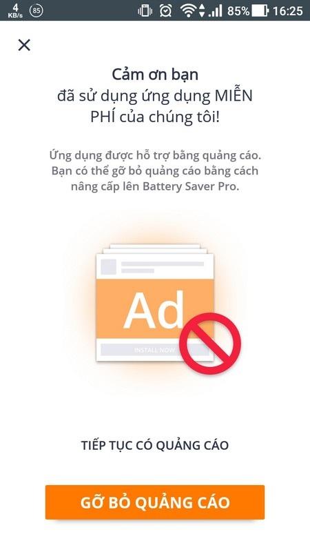 Ứng dụng giúp tối ưu và kéo dài thời lượng pin cho smartphone - 1