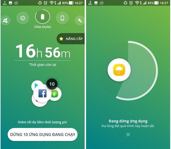 Ứng dụng giúp tối ưu và kéo dài thời lượng pin cho smartphone - 2
