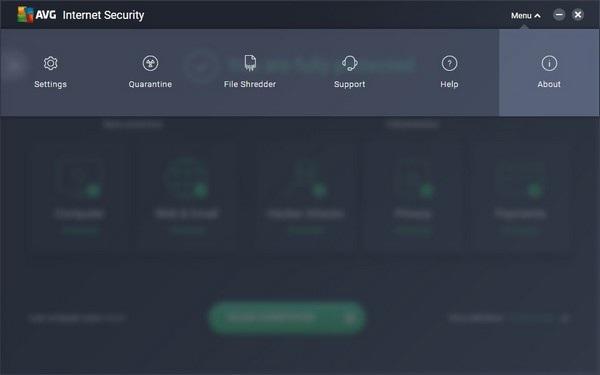 Bản quyền miễn phí phần mềm bảo mật danh tiếng AVG Internet Security 2018 - 2