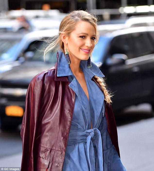 Nữ diễn viên xinh đẹp và chồng Ryan Reynolds có với nhau 2 con gái trong đó con thứ 2 mới được 1 tuổi