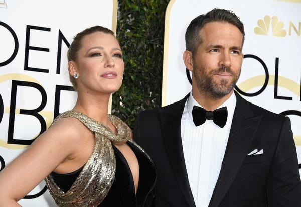 Blake Lively đẹp đôi bên chồng Ryan Reynolds